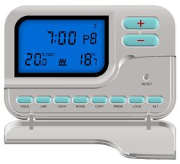 China Programmable Home Thermostat , Programmable Thermostat For Heat Pump supplier