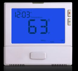 Programmable Heat Pump Thermostat / Battery Powered Room Thermostat