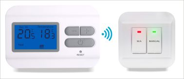 China Wireless Air Conditioning Thermostat non-programmable wireless thermostat supplier