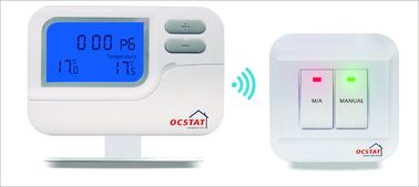 China 7 Day Programmable Air Conditioner Thermostat with Keypad Lockout supplier