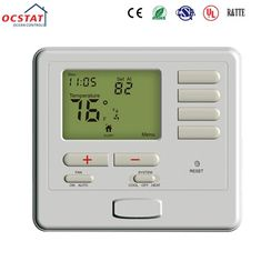Multi Times Air Conditioner Room Digital Temperature Control Heating Thermostat