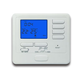 Non Flammable ABS 24V Non Programmable Thermostat