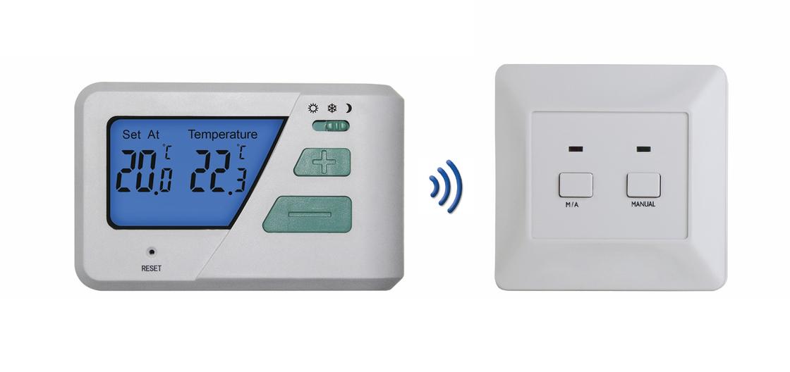 Digital Heating Thermostat Digital Wireless Room