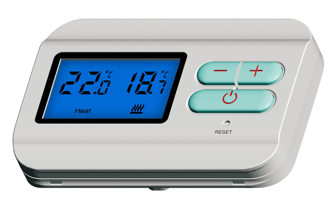 Wired Hvac Thermostat Non Programmable For Radiant Floor