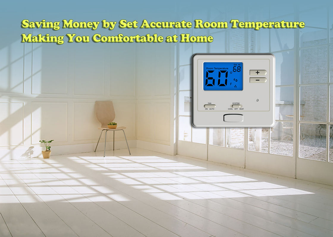 Bathroom Underfloor Heating Non Programmable Thermostat Heating And