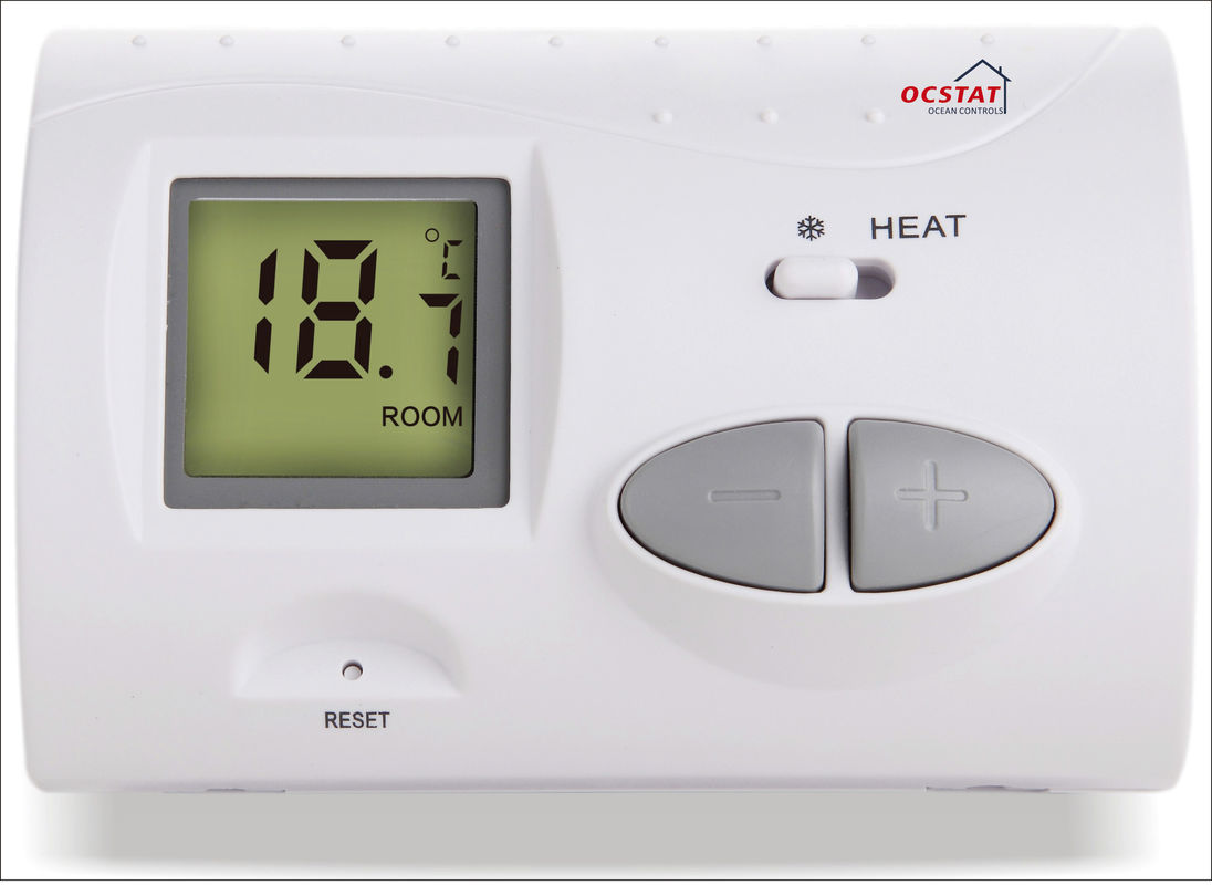 Two Stage Heat Pump Thermostat Room Thermostat For Combi