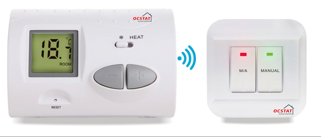 Programmable Room Thermostat For Combi Boiler