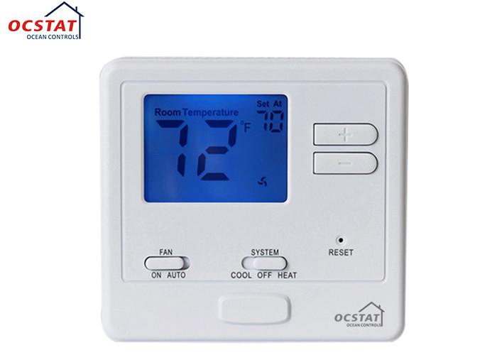 Simple Comfort Heating Fcu Digital Air Conditioning