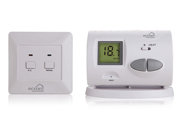 Control Heating System Digital Boiler Wireless Thermostat