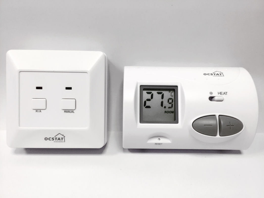 Smart Indoors Electronic Room Thermostat For Hvac System
