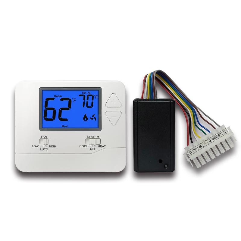 Multichannel Water Heater Digital Auto