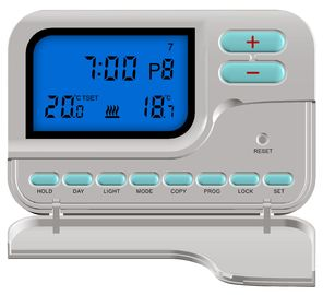 Programmable Home Thermostat , Programmable Thermostat For Heat Pump