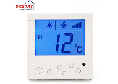 Household Commercial Fan Coil Thermostat Air Conditioner Temperature Controller