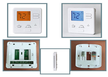 Single Stage USA 24V Heating Digital Air Conditioner Room Thermostat