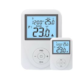 China HVAC System 7 Day Programmable Thermostat Switching Sensitivity Adjustable factory