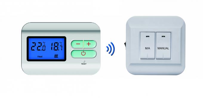 Wireless Air Conditioning Thermostat non-programmable wireless thermostat