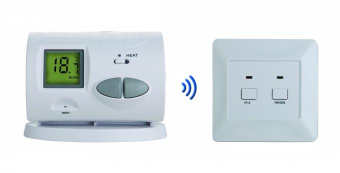 Temperature Switch Thermostat / RF Room Thermostat Non Programmable #1F3E71