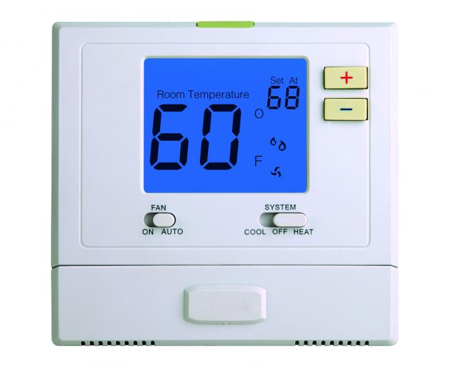 Wiring Heat Pump Thermostat   Single Stage Thermostat