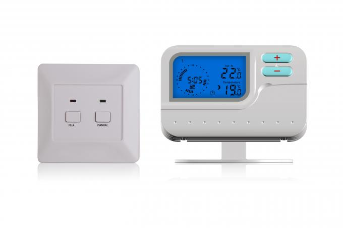 Programmable Heat Pump Thermostat , 5 - 2 Day Programmable Thermostat