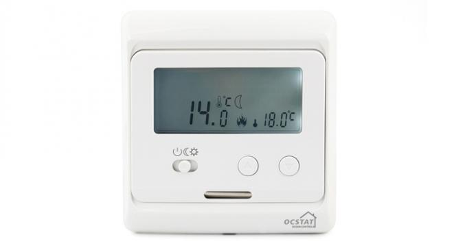 Wall Hanging Digital Electronic Room Thermostat for Home Heating System