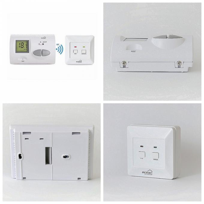 Digital Air Conditioner Temperature Control Heating Wireless Room Thermostat Non - programmable