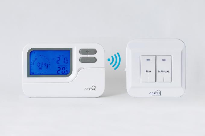 Wireless 7 Day Programmable Central Heating Timer
